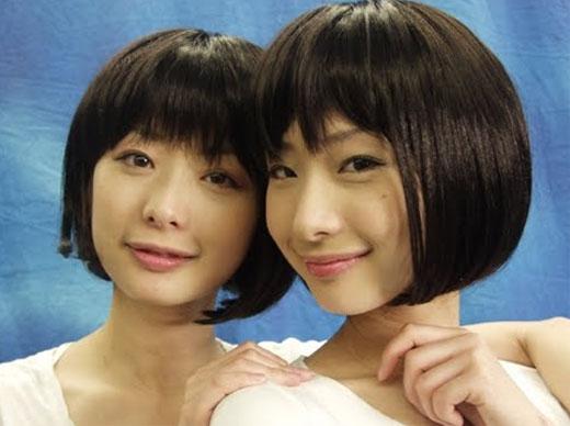 日本水户市就出了这麽样的美女小护士「mari&eri」