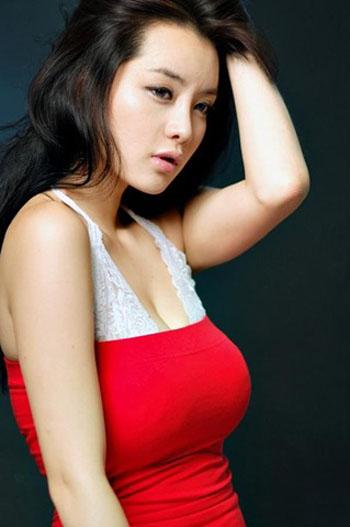 韩国「全国第一爆乳美女