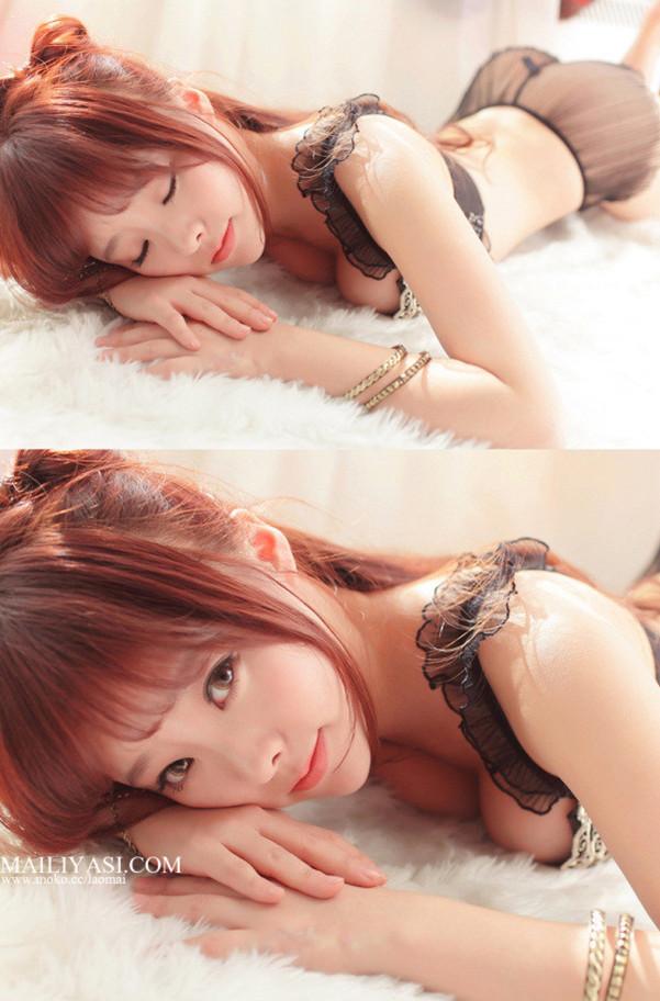 赌场下的美女模特-柳侑綺 18