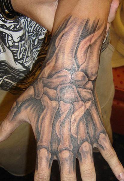 立体蝎子纹身图案大全展示