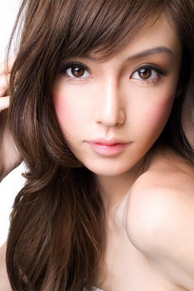 【美人】香港第一名模杨颖